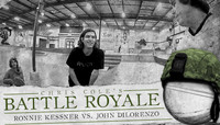 CHRIS COLE'S BATTLE ROYALE -- Dilo vs. Ronnie Kessner