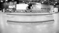 HE COULD GO ALL THE WAY -- Nick Dompierre's Ollie