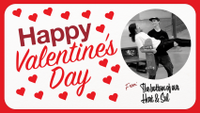 FROM THE BOTTOM OF OUR HART AND SUL… -- (Happy Valentine's Day!)