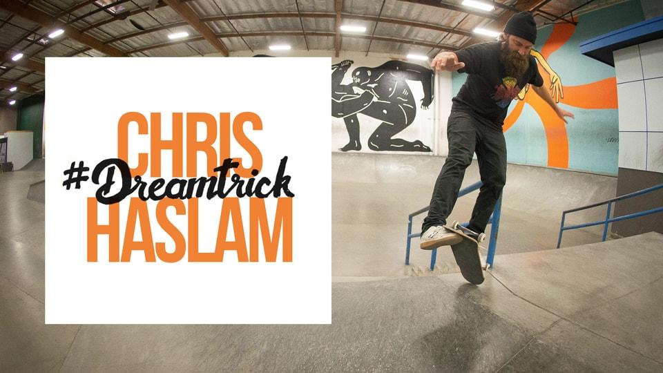 CHRIS HASLAM'S #DREAMTRICK -- Casperholics - with Brad McClain