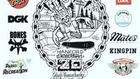 HANFORD SKATEPARK 20TH ANNIVERSARY -- Best Trick Contests - April 7