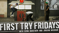 FIRST TRY FRIDAYS -- With Sewa Kroetkov