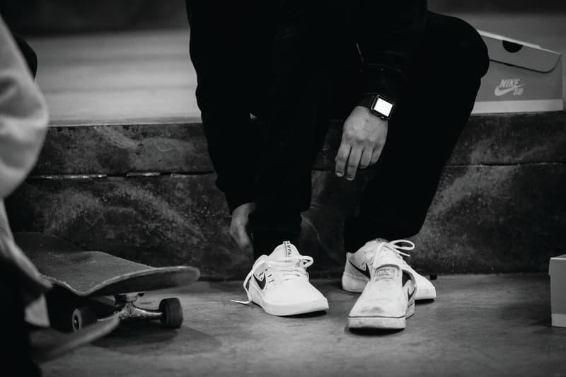 YOONIVISION -- Nyjah's Nike SB Wear Test