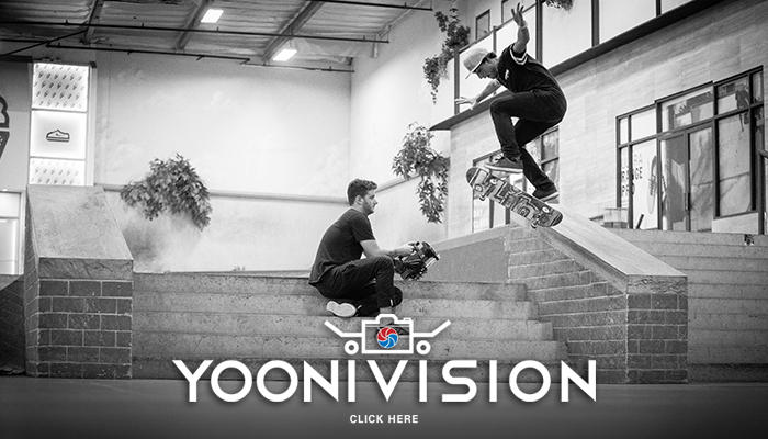 YOONIVISION -- Blind United Nations