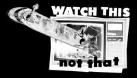 Watch This Not That: on TV --