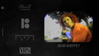 VHS - SEAN SHEFFEY IN PLAN B'S