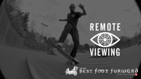 ZUMIEZ BEST FOOT FORWARD: REMOTE VIEWING WITH MAURIO MCCOY