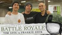 CHRIS COLE'S BATTLE ROYALE -- Tom Asta Vs. Frankie Heck