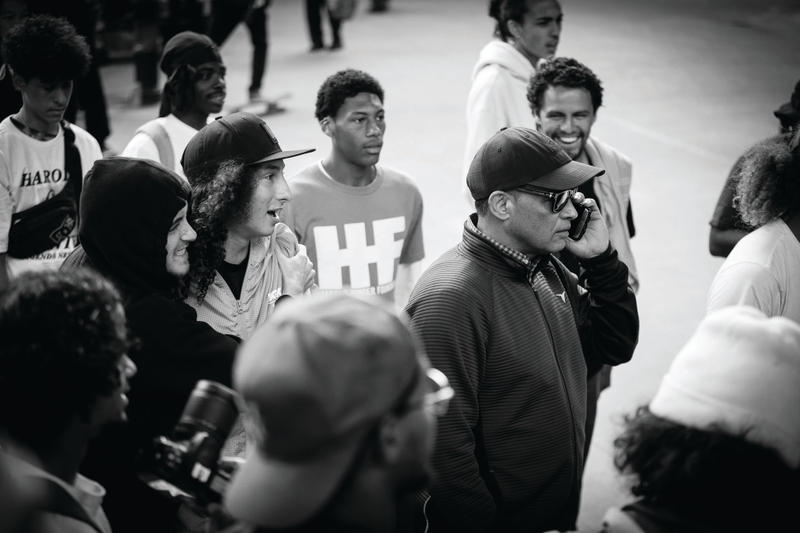 YOONIVISION: HAROLD HUNTER WEEK IN NEW YORK CITY
