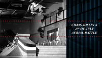 CHRIS JOSLIN'S 4TH OF JULY AERIAL BATTLE:2015