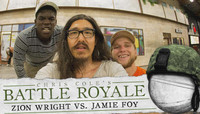 CHRIS COLE'S BATTLE ROYALE: JAMIE FOY VS. ZION WRIGHT