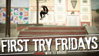 FIRST TRY FRIDAYS… LIVE! With TJ ROGERS