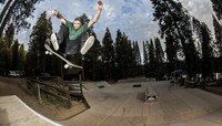 DAVE SWIFT TRAVELS BACK TO YMCA SKATE CAMP