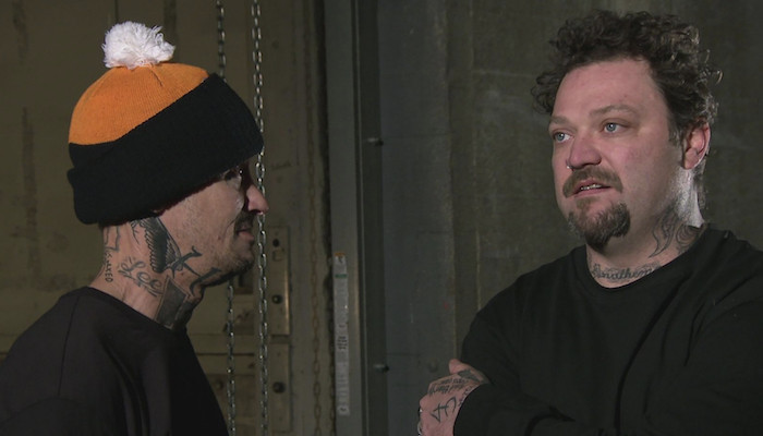 Bam Margera And Andy Roy Appeared On Fear Factor Last Night The
