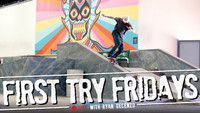 FIRST TRY FRIDAYS… LIVE! WITH RYAN DECENZO