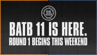 BATB 11 BEGINS THIS WEEKEND
