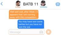 BATB 11 THUMB WARS: WEEK 3