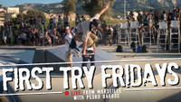FIRST TRY FRIDAYS… LIVE! WITH PEDRO BARROS