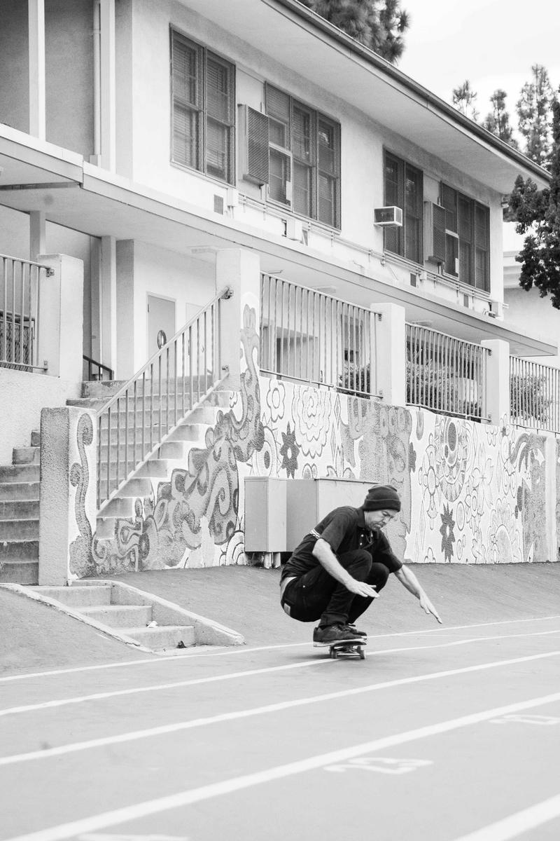 YOON REMEMBERS HIS FIRST ANDREW REYNOLDS FRONTSIDE FLIP