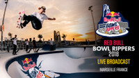 WATCH RED BULL BOWL RIPPERS IN MARSEILLE LIVE!