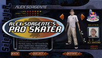 RED BULL BOWL RIPPERS PRESENTS 'ALEX SORGENTE'S PRO SKATER'