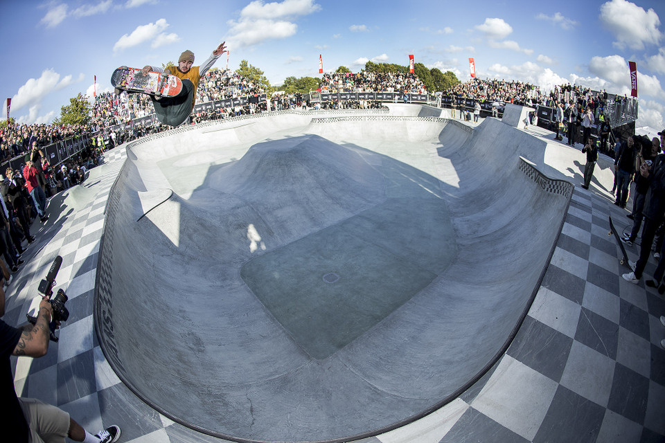 Vans Park Series Photo Gallery From Malm 214 The Berrics