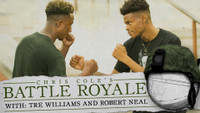 CHRIS COLE'S BATTLE ROYALE WITH TRE WILLIAMS AND ROBERT NEAL