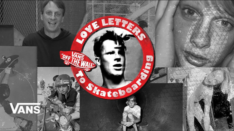 b4dd131f06 JEFF GROSSO INTERVIEWS TONY HAWK IN VANS   LOVELETTERS TO SKATEBOARDING