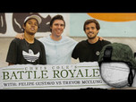 CHRIS COLE'S BATTLE ROYALE WITH FELIPE GUSTAVO AND TREVOR MCCLUNG