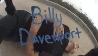 FREE SKATE MAG PRESENTS BILLY DAVENPORT IN 'BLUE'