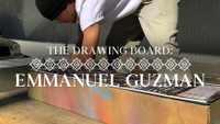 THE DRAWING BOARD: EMMANUEL GUZMAN