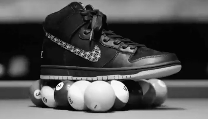 pick up 88cea 52f15 BLACK   NIKE SB PRESENT THE  BAR BLACK DUNK    The Berrics