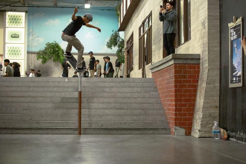 Levis Skateboarding Berrics Gallery