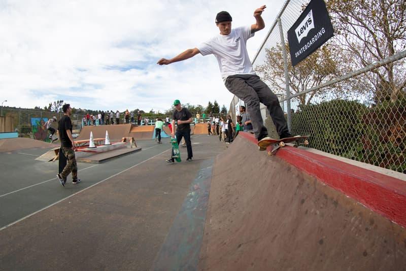 Levis Skateboarding Proof Lab Gallery