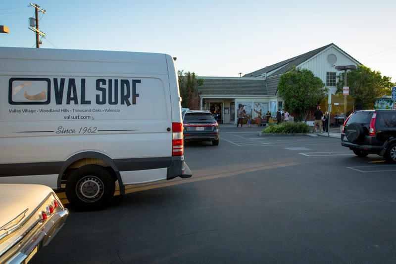 Levis Skateboarding Val Surf Gallery