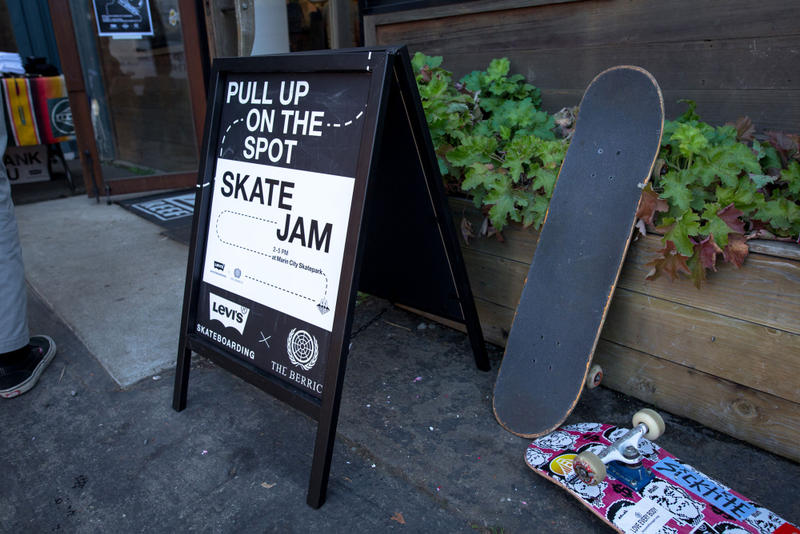 Levis Skateboarding Proof Lab Gallery