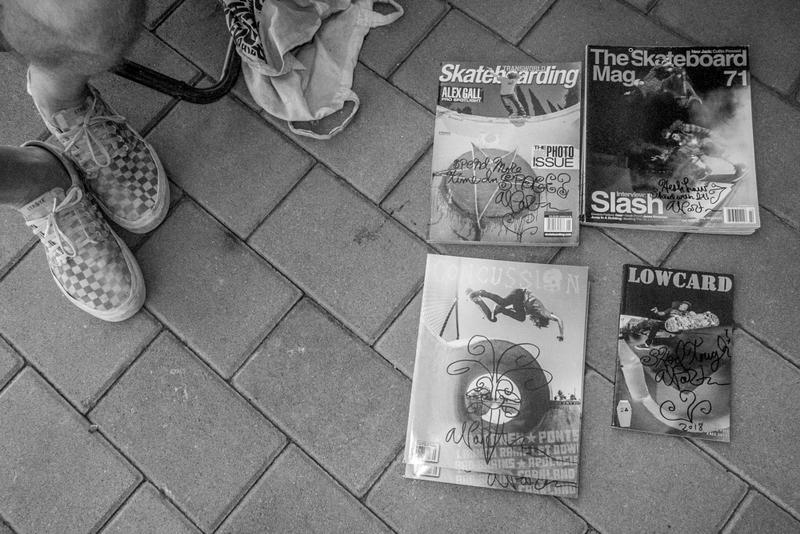Levis Skateboarding Sun Diego Gallery