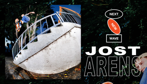 JOST ARENS: THE NEXT NEW WAVE PART