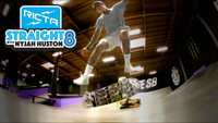 NYJAH HUSTON DOES A 'STRAIGHT 8' FOR RICTA