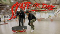 SKATE OR DICE WITH NICK TUCKER AND LARELLE GRAY