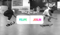WHO YOU GOT—CHRIS JOSLIN OR FELIPE GUSTAVO?