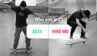 WHO YOU GOT—TOM ASTA OR MIKE MO CAPALDI?