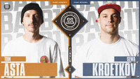 BATB 11 THIRD PLACE BATTLE: TOM ASTA VS. SEWA KROETKOV