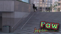 JAYDEN BONO: 'I AM BLIND' RAW CLIPS