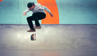 FINAL FOUR: CHRIS JOSLIN IN SLOW MOTION