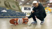 SKATE OR DICE! CHAZ ORTIZ VS. THE HOUSE
