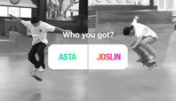 WHO YOU GOT—TOM ASTA OR CHRIS JOSLIN?
