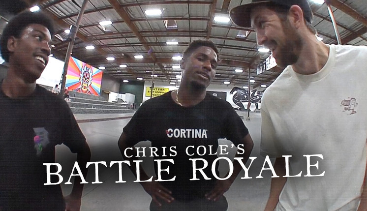e85d88dff00380 CHRIS COLE S BATTLE ROYALE WITH BERRONTE RAMIREZ   ARAMIS HUDSON