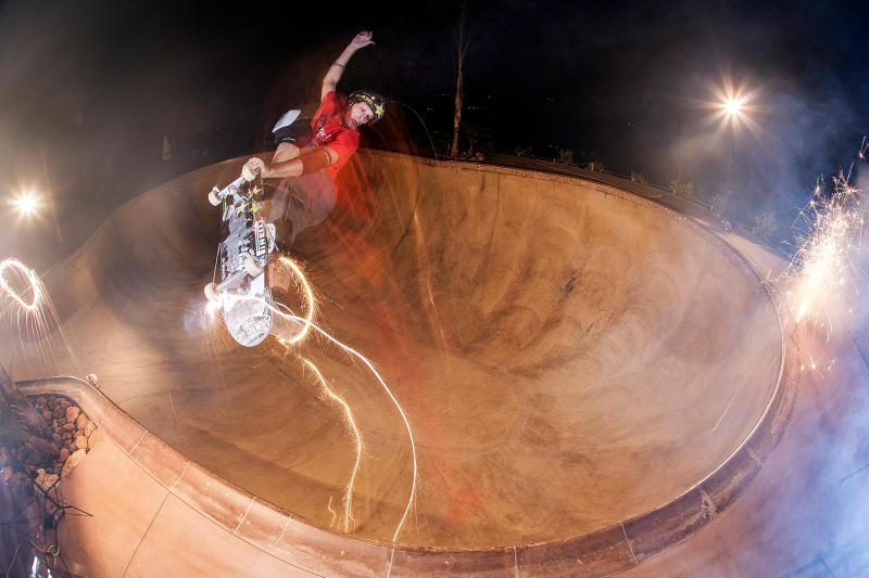 Bucky Lasek, Lien Method, Encinitas, California 2010