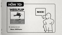 HOW TO HEELFLIP WITH NEEN WILLIAMS